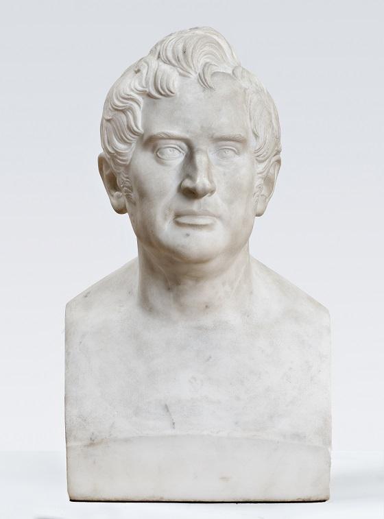 Herman Wilhelm Bissen, Buste af Adam Oehlenschlager, u.å.