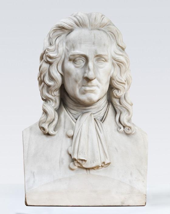 Herman Wilhelm Bissen, Ludvig Holberg, u.å.