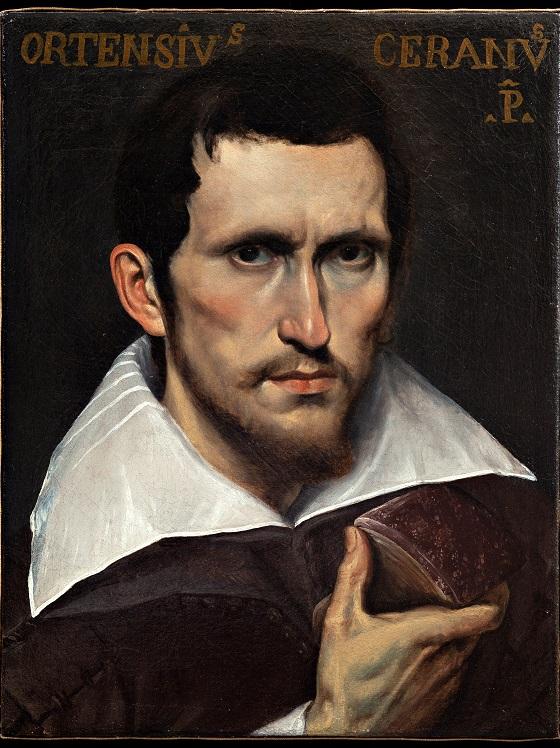 Ortensio Crepsi, Portræt af en trykker, 1500-tallet