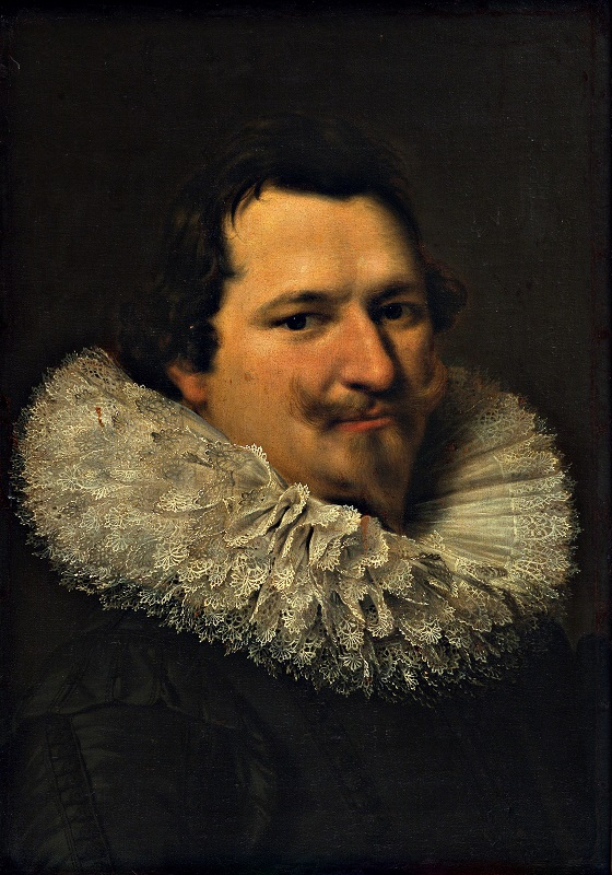 Paulus Moreelse, Mandsportræt, u.å.