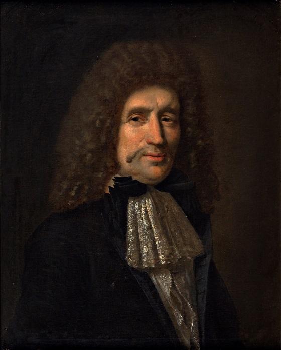Ubekendt kunstner, Mandsportræt, 1686-1700