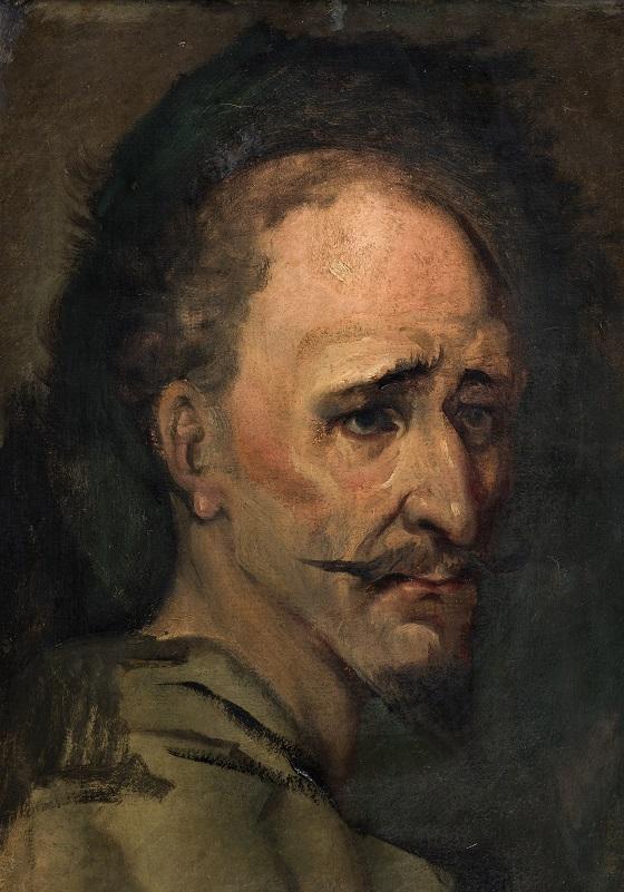 Wilhelm Marstrand, Don Quixote, u.å.