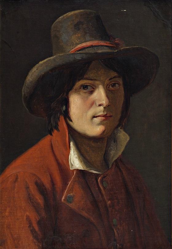 Wilhelm Marstrand, Ung kampagnol, u.å.