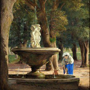 roed-joergen-scene-fra-villa-borgheses-have-i-rom-ca-1839_kalender