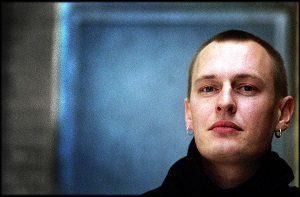 Forfatteren Jakob Ejersbo har skrevet Nordkraft, den mest roste roman i 2002.