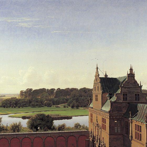 (Dansk) Dansk guldalder x 2_udstilling