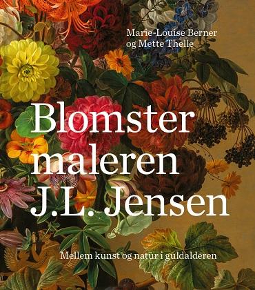 Blomstermaleren J.L. Jensen. Dansk omsalg