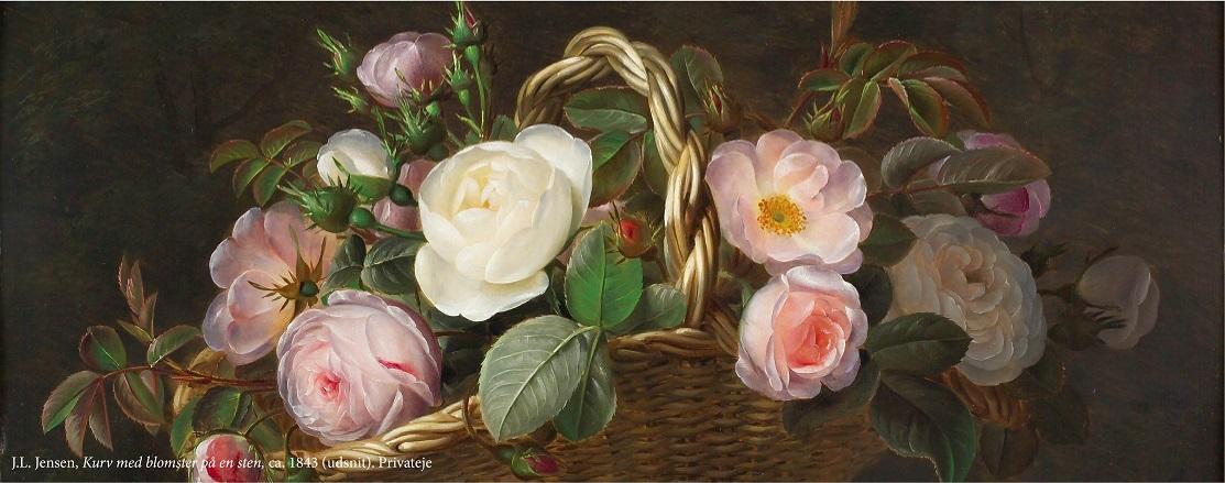En doft av evigheten. Blommor målaren J.L. Jensen