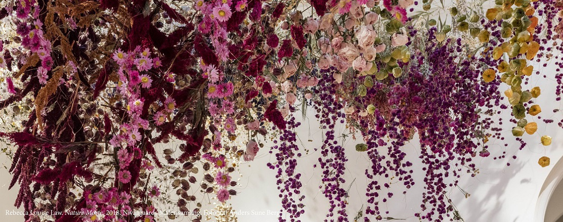 Rebecca Louise Law. Nature Morte