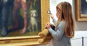 Til program dyr i kunsten_