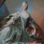 (Dansk) Foredrag: Om rokokomaleren Carl Gustaf Pilo