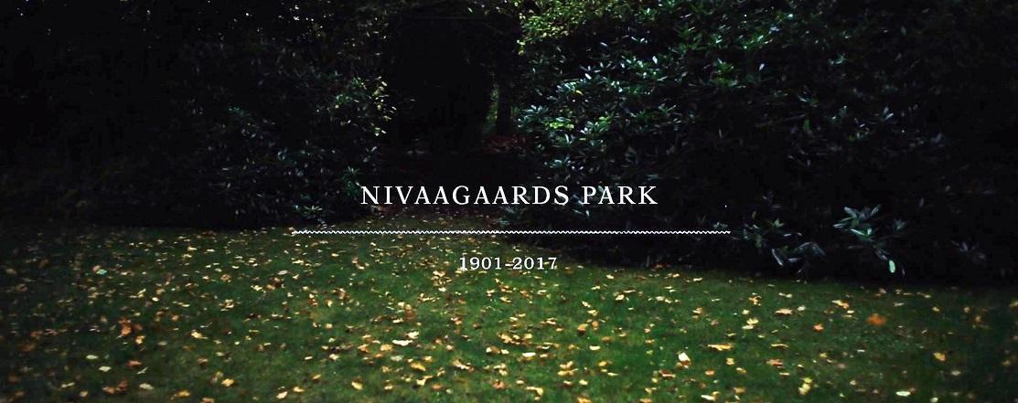 'Nivaagaards Park 1901-2017' i Verdens Mindste Kunstbiograf