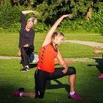 (Dansk) Pilates i parken