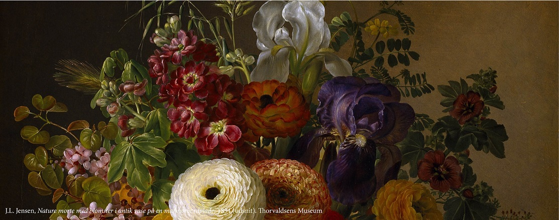 A Scent of Eternity. The Flower Painter J.L. Jensen