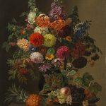 (Dansk) Ekstra omvisning kl. 14: En duft af evighed. Blomstermaleren J.L. Jensen