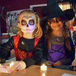 (Dansk) Halloween for børn: Nat på museet