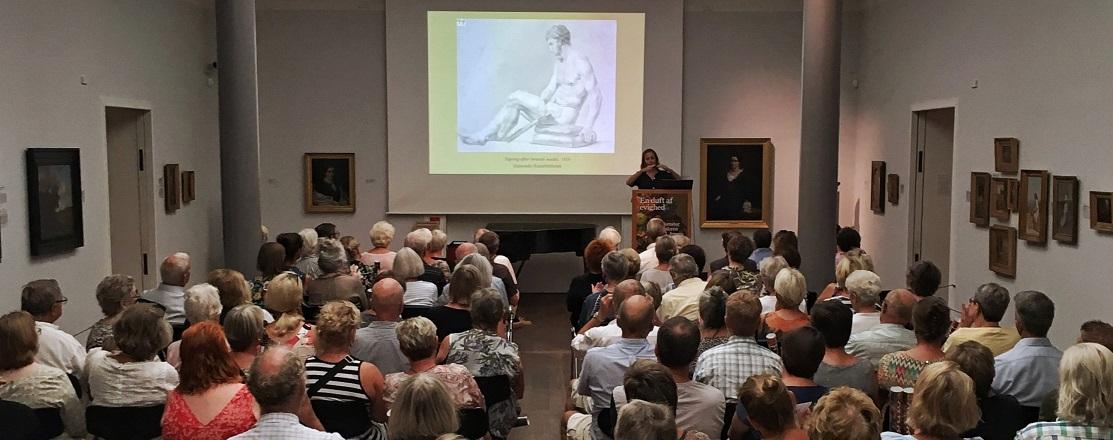 (Dansk) Foredrag om kunst