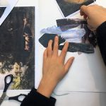 (Dansk) Familier & børn: Collage-værksted med Julie Boserup