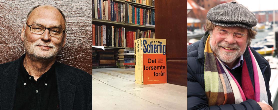Literature at the museum