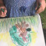(Dansk) Familieworkshop: Vi tegner dyr og natur
