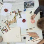 (Dansk) Rembrandts lærlinge – Tegneundervisning for børn og unge
