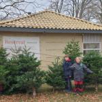 (Dansk) Juletræssalg hver lørdag-søndag kl. 10-16
